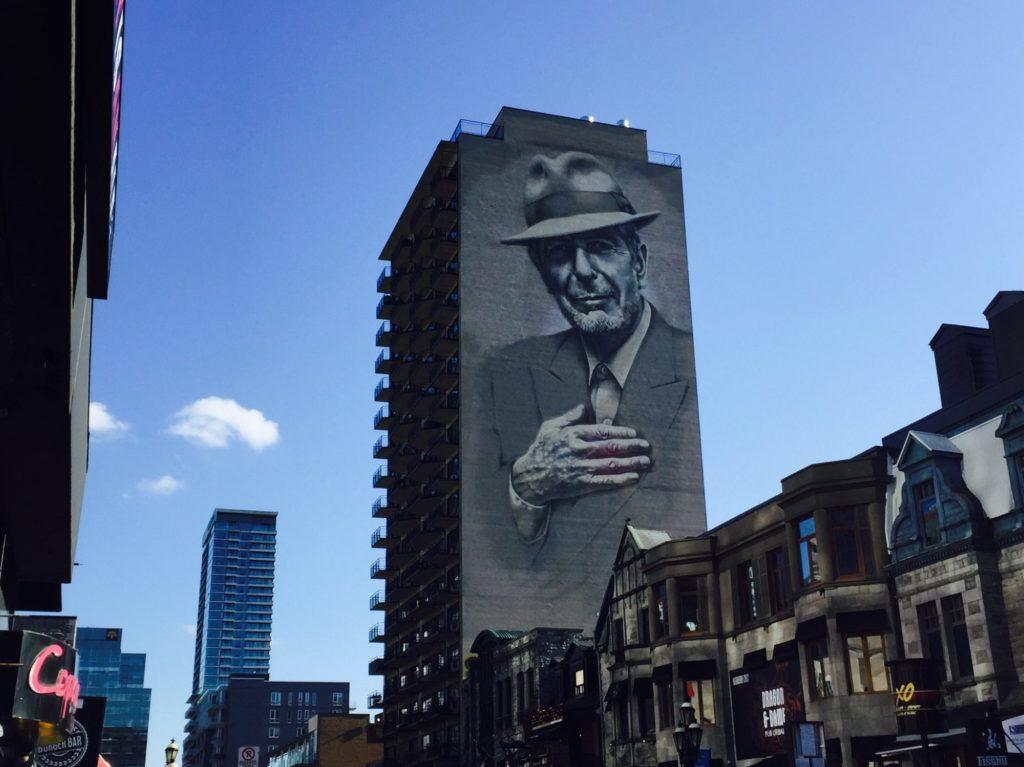 モントリオールはアートの街